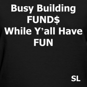 Building Black Wealth Tee T-Shirts - Women's T-Shirt