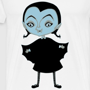 Vampire Girl T-Shirts - Men's Premium T-Shirt
