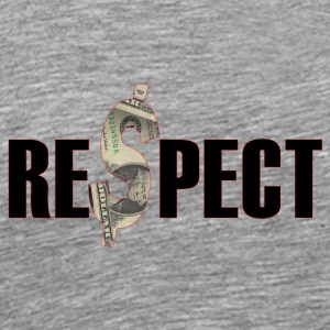 Re$pect - Men's Premium T-Shirt