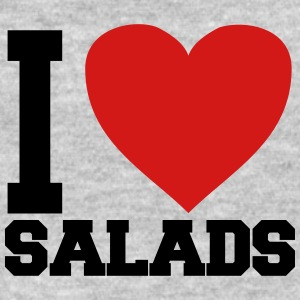 I love Salads shirt - Women's T-Shirt