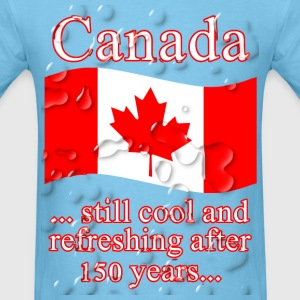 CANADA COOL AND REFRESHING - Men's T-Shirt