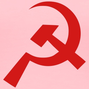 hammer and sickle - Women's Premium T-Shirt