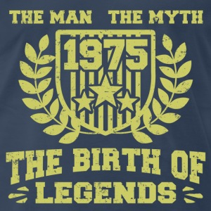 BIRTH 1975 11.png T-Shirts - Men's Premium T-Shirt