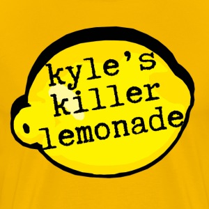 Kyle's Killer Lemonade - Superbad T-Shirts - Men's Premium T-Shirt