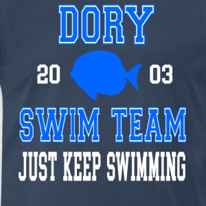 Dory Swim Team T-Shirts - Men's Premium T-Shirt