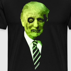 Zombie Trump - Men's Premium T-Shirt