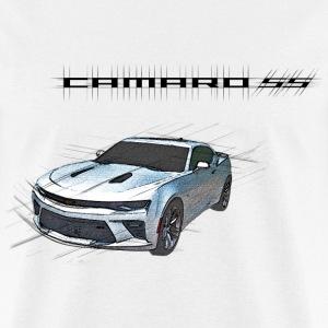 Gen 6 Camaro Concept Art
