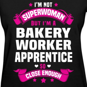 Bakery Worker Apprentice Tshirt - Women's T-Shirt