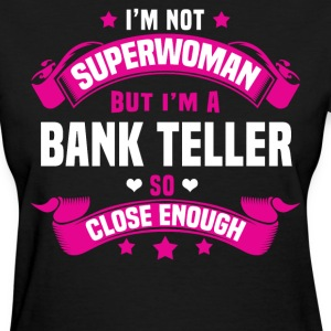 Bank Teller Tshirt - Women's T-Shirt