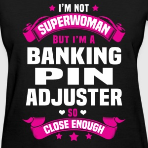 Banking Pin Adjuster Tshirt - Women's T-Shirt