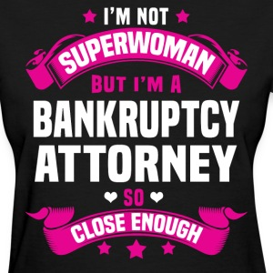 Bankruptcy Attorney Tshirt - Women's T-Shirt