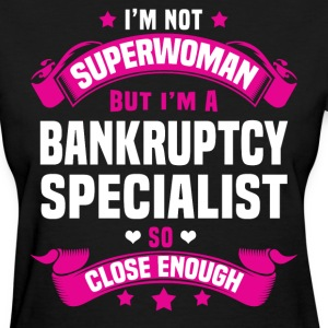 Bankruptcy Specialist Tshirt - Women's T-Shirt