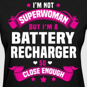 Battery Recharger Tshirt - Women's T-Shirt