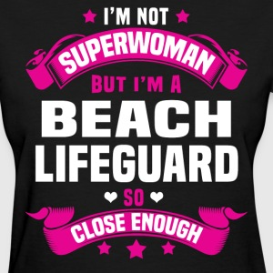 Beach Lifeguard Tshirt - Women's T-Shirt