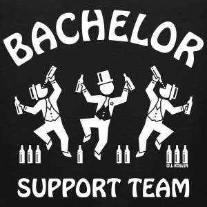 Bachelor Support Team / Beer Drinkers (Stag Party) Sportswear - Men's Premium Tank