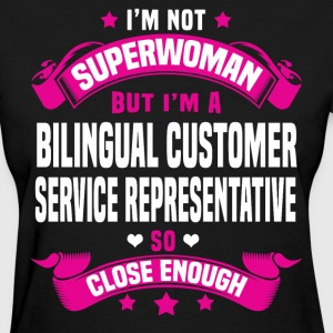 Bilingual Customer Service Representative Tshirt - Women's T-Shirt