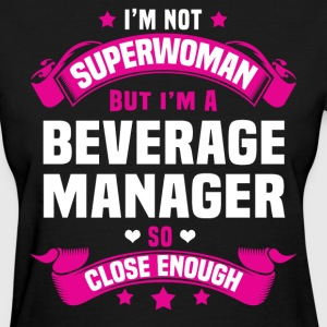 Beverage Manager Tshirt - Women's T-Shirt
