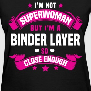 Binder Layer Tshirt - Women's T-Shirt