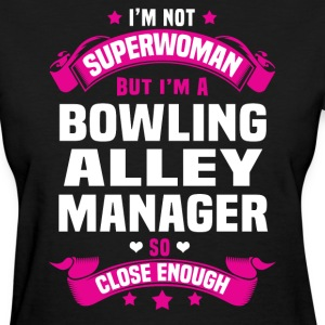 Bowling Alley Manager Tshirt - Women's T-Shirt