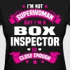 Box Inspector Tshirt - Women's T-Shirt