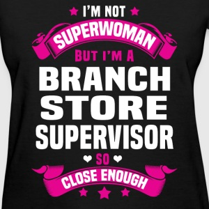 Branch Store Supervisor Tshirt - Women's T-Shirt