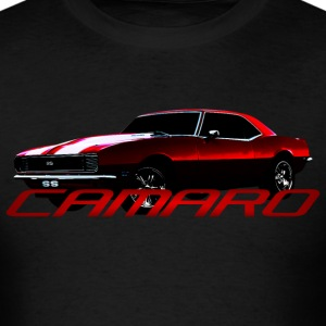 Camaro Muscle Car - Men's T-Shirt