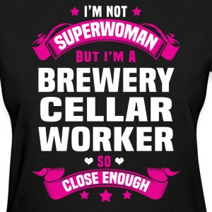 Brewery Cellar Worker Tshirt - Women's T-Shirt