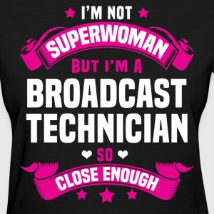 Broadcast Technician Tshirt - Women's T-Shirt