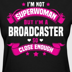 Broadcaster Tshirt - Women's T-Shirt