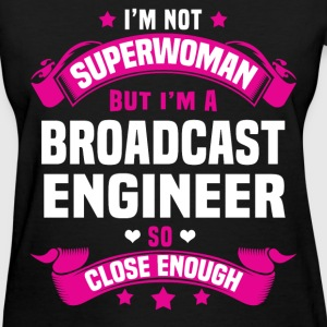 Broadcast Engineer Tshirt - Women's T-Shirt
