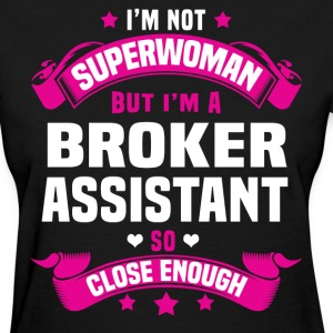 Broker Assistant Tshirt - Women's T-Shirt