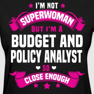 Budget and Policy Analyst Tshirt - Women's T-Shirt