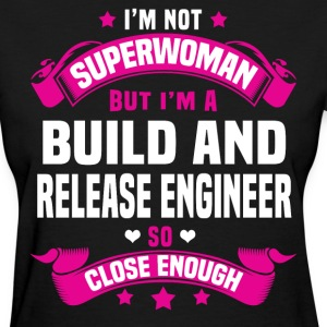 Build and Release Engineer Tshirt - Women's T-Shirt