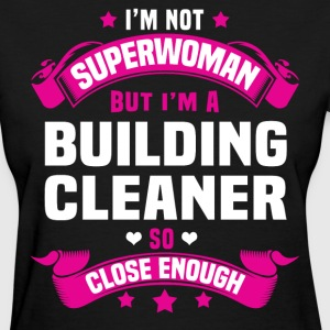 Building Cleaner Tshirt - Women's T-Shirt