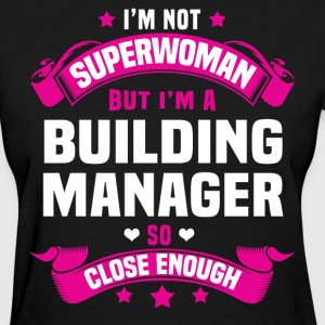 Building Manager Tshirt - Women's T-Shirt