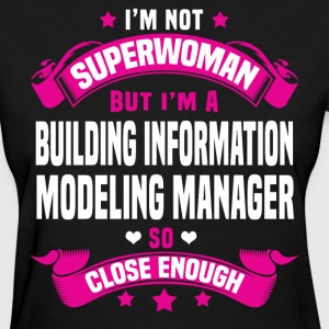 Building Information Modeling Manager Tshirt - Women's T-Shirt