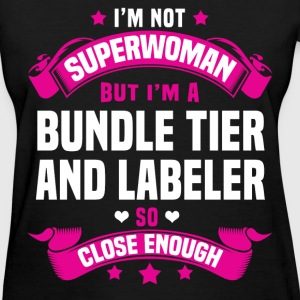 Bundle Tier And Labeler Tshirt - Women's T-Shirt