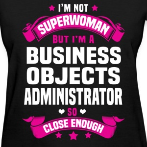 Business Objects Administrator Tshirt - Women's T-Shirt