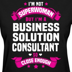 Business Solution Consultant Tshirt - Women's T-Shirt