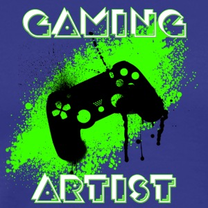 Gaming Artist - Men's Premium T-Shirt