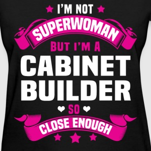 Cabinet Builder Tshirt - Women's T-Shirt