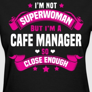 Cafe Manager Tshirt - Women's T-Shirt