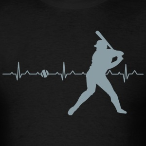 Baseball Player Fan - Men's T-Shirt
