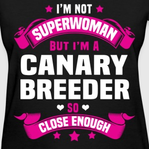 Canary Breeder Tshirt - Women's T-Shirt