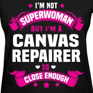Canvas Repairer Tshirt - Women's T-Shirt
