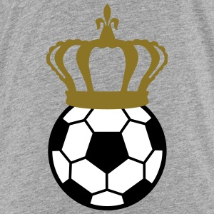 Football, Soccer King (3 colors) Baby & Toddler Shirts - Toddler Premium T-Shirt