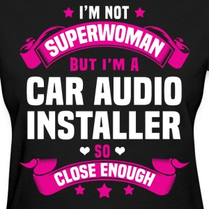 Car Audio Installer Tshirt - Women's T-Shirt
