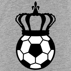 Football, Soccer King (2 colors) Baby & Toddler Shirts - Toddler Premium T-Shirt