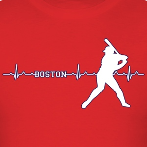 Boston Baseball Fan - Men's T-Shirt