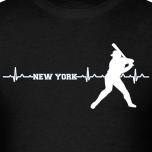 New York Baseball Fan - Men's T-Shirt